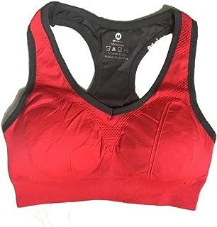 Women Fitness Exercise Sports Bra Push Up Breathable Yoga Bras Underwear Lady Running Quick Dry zhengpingpai