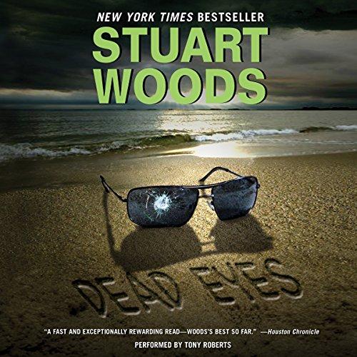 Dead Eyes audiobook cover art