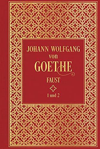 Faust I und II: Leinen mit Goldpraegung