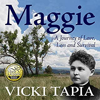 Maggie: A Journey of Love, Loss & Survival audiobook cover art