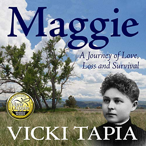 Maggie: A Journey of Love, Loss & Survival                   By:                                                                                                                                 Vicki Tapia                               Narrated by:                                                                                                                                 Mathilda Joy                      Length: 13 hrs and 46 mins     1 rating     Overall 5.0