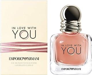 Giorgio Armani In Love With You - Agua de perfume para mujeres 100 ml