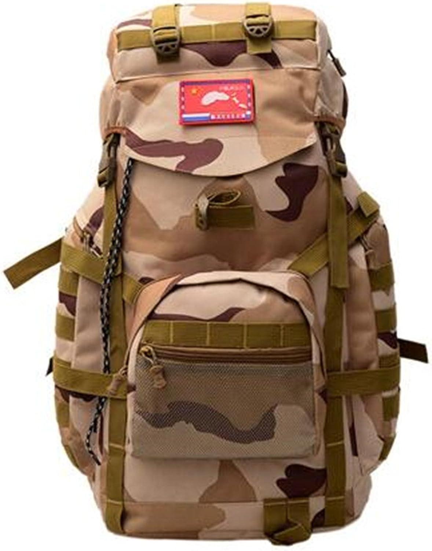 60L Shoulder Bag Outdoor Molle Backpack