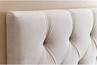 abbyson living upholstered headboard