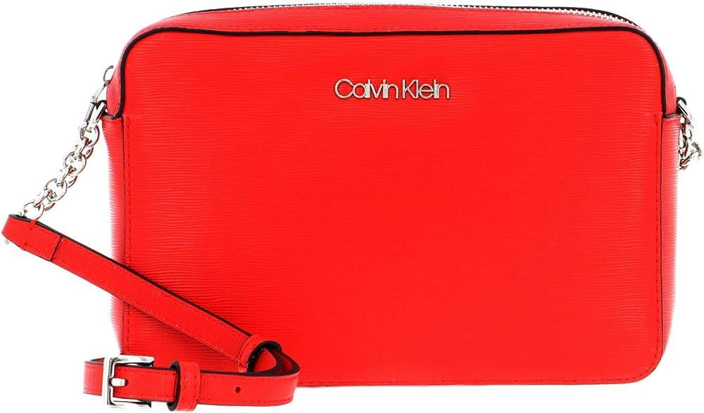 Calvin klein borsa a tracolla da donna K60K608103-XA7