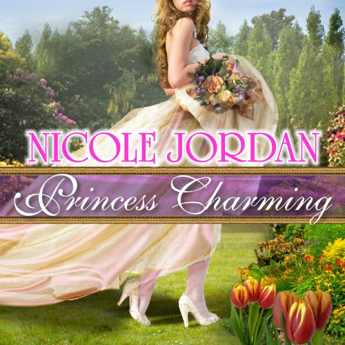 Princess Charming audiobook cover art