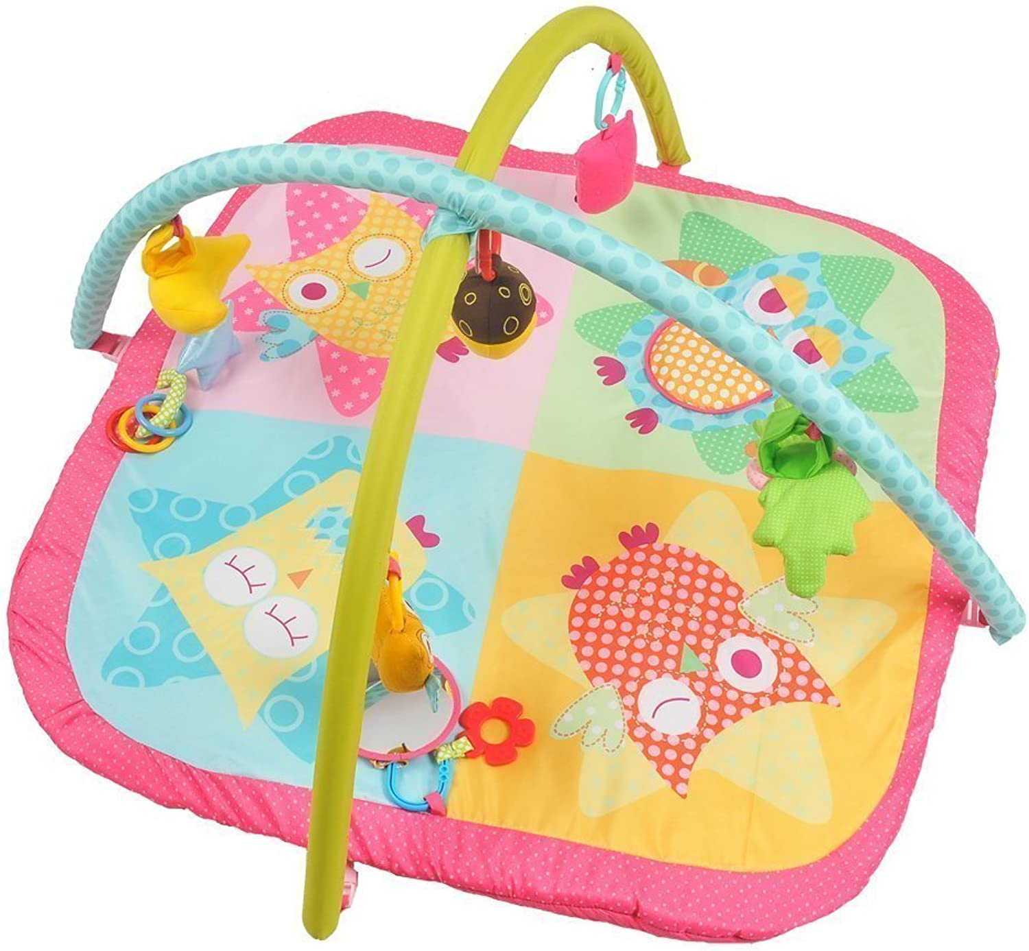 Labebe  Baby Playmate Activity Gym (Owl)