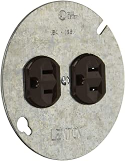 Best convert round ceiling box to outlet Reviews