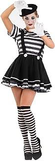 fun shack Womens Skeleton Costume Adults Halloween Black Tutu Dress Outfit