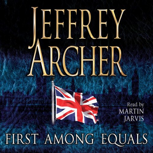 First Among Equals audiobook cover art