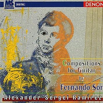 Fernando Sor: Compositions For Guitar