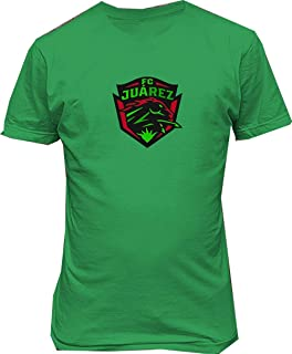 Soft-T FC Juarez Bravos Mexico Mens Custom Design Tee Shirts
