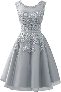 d90e635403c Cdress Homecoming Dresses Short Junior Prom Party Dress Evening Formal  Gowns Tulle Beaded Appliques