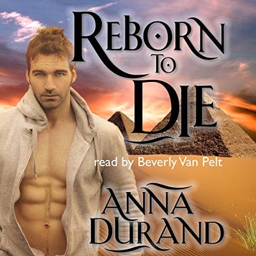 Reborn to Die audiobook cover art