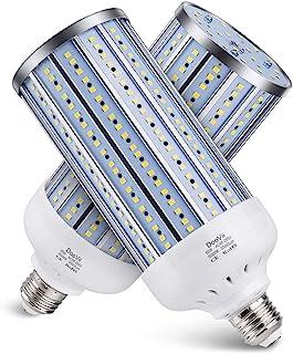 - 108 Leds 5730 SMD 2700 LM COB Light Lamp Ultra Bright Daylight White 6000K LED Bulb 240 Watt Equivalent for Backyard Barn Outdoor Large Area 2 Pack MD Lighting 30W E27 LED Corn Light Bulbs 85V-265V