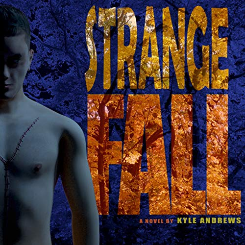 Strange Fall audiobook cover art