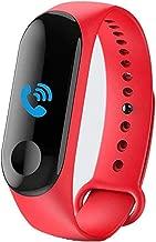 M3 Bracelet Heart Rate Blood Pressure Monitor Smart Wristband Men Women Fitness Tracker Watch Life Waterproof Smart Band