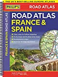 Philip's France and Spain Road Atlas: Spiral (Philip's Road Atlases)