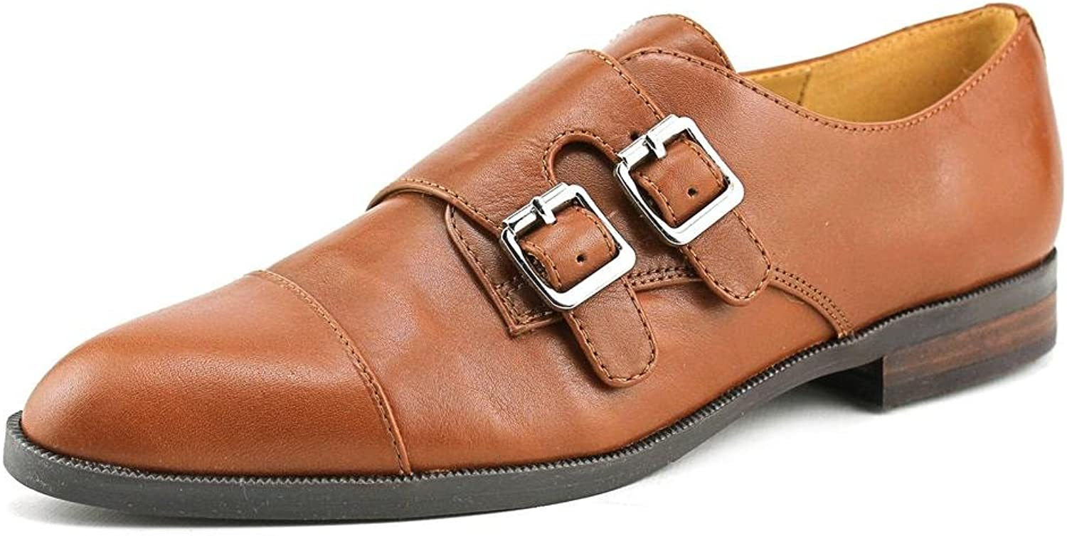 Marc Fisher Fawna Women US 10 Brown Oxford