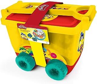 Play Dough Set de Accesorios para moldear y Crear My Creative Trolley, Modelo DARP-