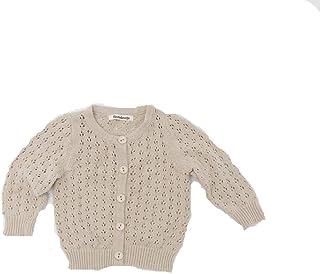 Baosdooya Knit Spring Cardigan Sweater for Kids to Keep Warm