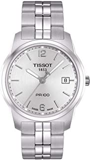 Tissot Casual Watch For Men Analog Stainless Steel -
