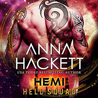 Hemi: Sci-Fi Alien Invasion Romance audiobook cover art
