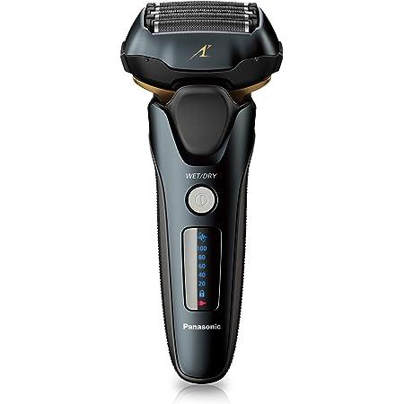 Panasonic Electric Razor for Men   Electric Shaver ARC5  Wet Dry Shaver Men   Cordless Razor   Shaver with Pop-Up Trimmer 16-D Flexible Pivoting Head & Intelligent Shaving Sensor ES-LV67-K, Black