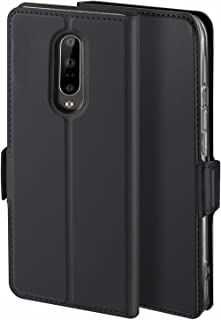 Libra_J Case for Oneplus 7 Pro Mobile Phone case, [Stand Function] [Card Slot] [Magnet] [Anti-Slip] Premium Leather Flip C...