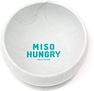 Bella Tunno Wonder Bowl, Miso Hungry, Grey Marble