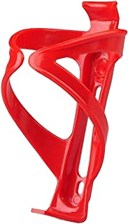 Laxzo ® Bicycle Water Bottle Holder cage Bracket red