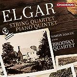 Elgar: Streichquartett Op. 83 / Klavierquintett Op. 84 - Martin Roscoe