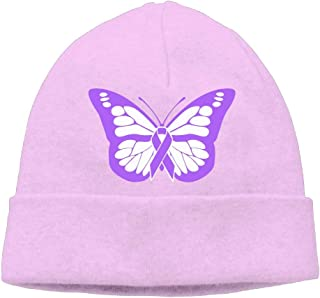 GDSG5/&4 Breast Cancer Awareness Men and Women Helmet Liner Sports Beanie Hats