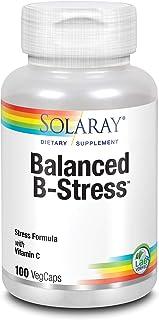 Solaray B-Stress Supplement   100 Count