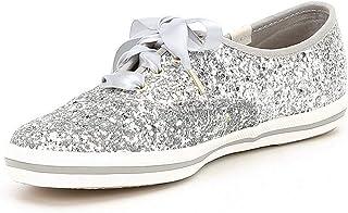 Keds Women's Champion Kate Spade Glitter Sneaker