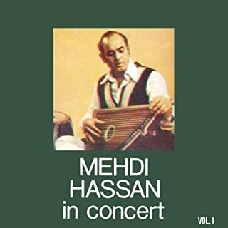 Mehdi Hassan In Concert, Vol. 1 (Live)