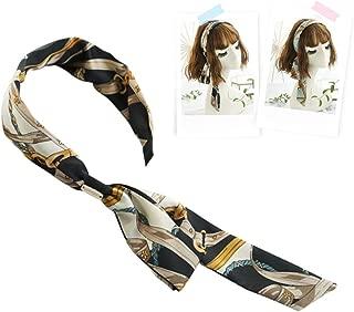 Wide Headbands Knot Turban Headband Hair Band Elastic Hair Accessories for Women