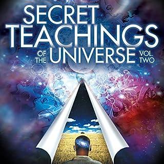 Secret Teachings of the Universe, Volume 2 audiobook cover art