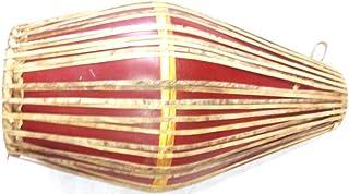 Fiber Mridangam Drum | Vrindavan Bazaar (Brown)