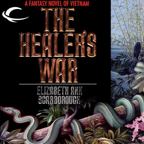 The Healer's War audiobook cover art