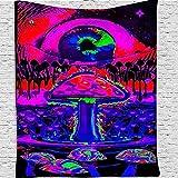 Tapiz Pared Estrellas De Ojos De Seta Tapiz Decoracion Habitacion Poliéster Tapices de Pared Decoracion Pared Dormitorio Sala de Estar Tapestry Aesthetic Room Decor 75x100cm