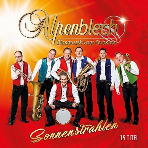 Alpenblech