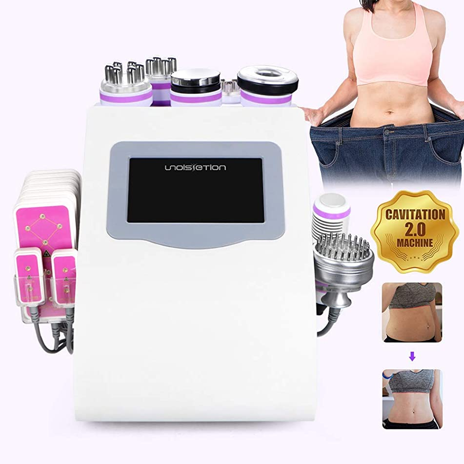 Ariana Spa Supplies 9 in 1 RF Face & Body Slimming Treatment