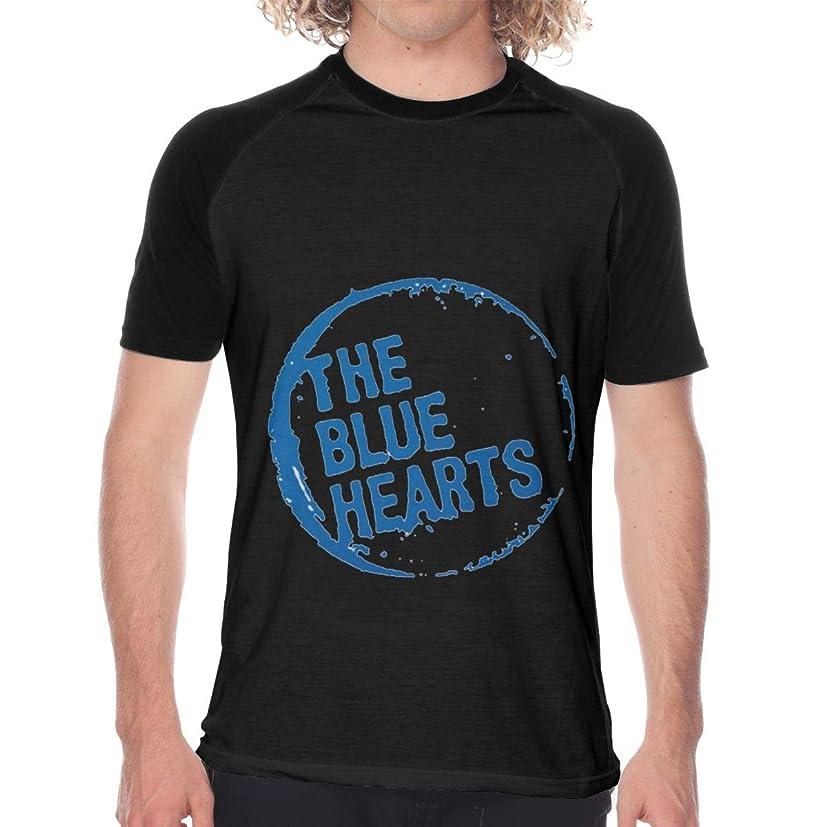 スタンドホームウガンダザ?ブルーハーツ Tシャツ メンズ 半袖 綿 ゆったり 薄手 夏 おしゃれ おおきいサイズ