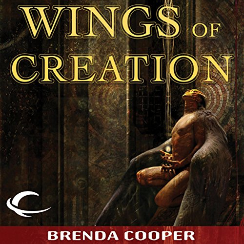 Wings of Creation audiobook cover art