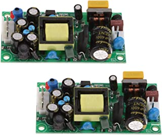 Baoblaze 2Pcs AC-DC 220V to DC 12V 5V 0.5A Dual Output Step Down Isolated Power Supply Module