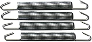 Prest-O-Fit 2-0091 RV Step Rug Replacement Springs - 4 Pack