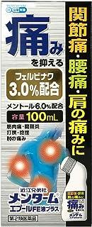 【第2類医薬品】メンタームエプールFE液プラス 100mL