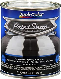 Best single stage black paint Reviews