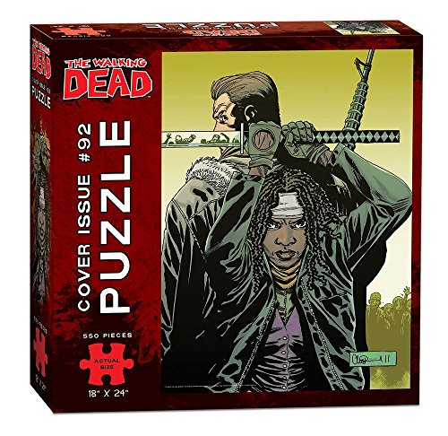 USAopoly The Walking Dead Cover Art Issue